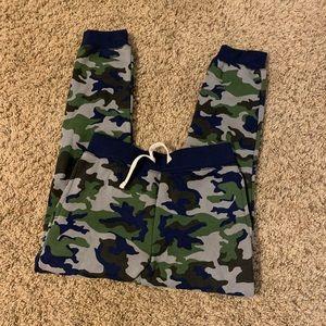 3/$30 Joe Boxer Camouflage sweatpants